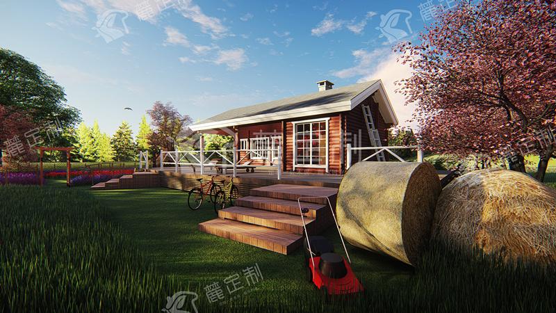 木屋、木屋价格、木别墅